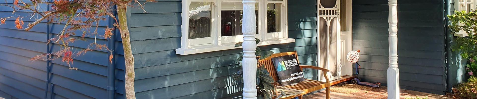 Mcintosh Painters Exterior.