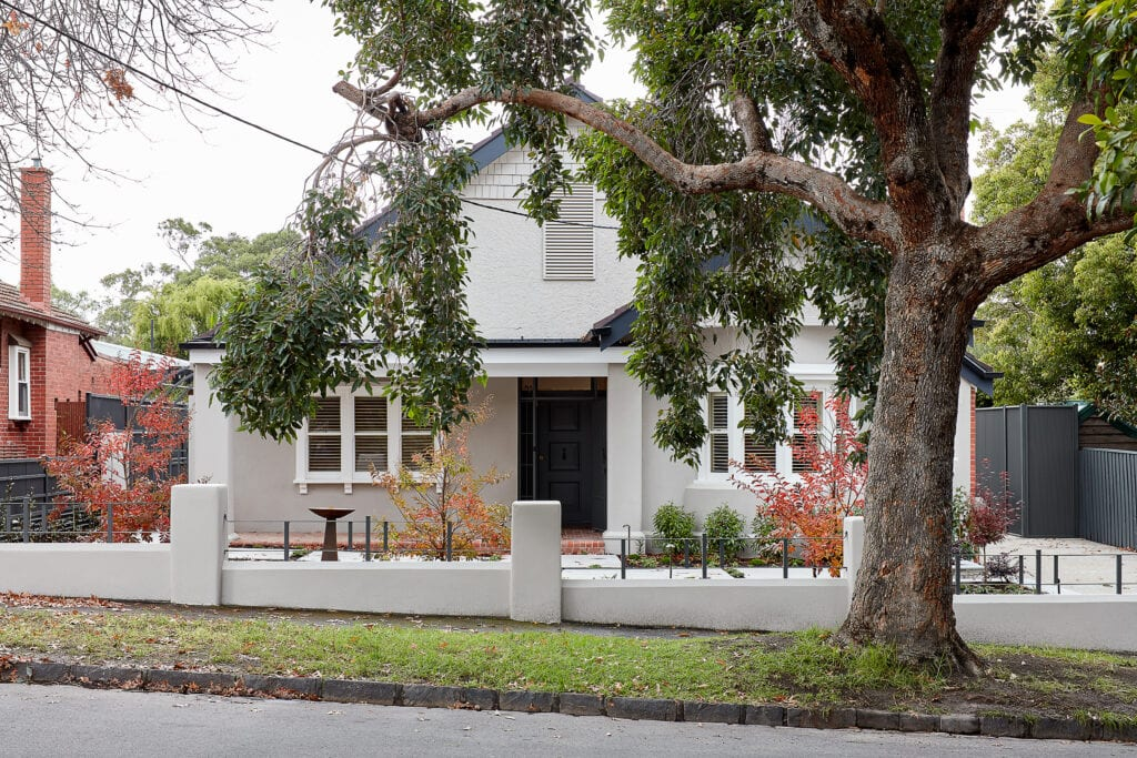 Camberwell Melbourne house painting.